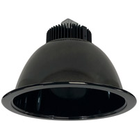 Nora Lighting NC2-831L0927FBSF Sapphire II Black and Self Flanged Recessed