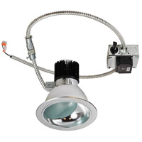 Nora Lighting NCR-6685CDE1WSF Sapphire White and Self Flanged Recessed Downlight NSPEC