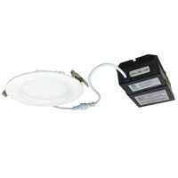 Nora Lighting NEFLINTW-R460233MPW Flin Matte Powder White Recessed
