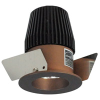 Nora Lighting NIO-1RNGBZ Iolite LED Dedicated Bronze Recessed Trim