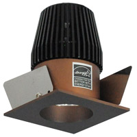 Nora Lighting NIO-1SNGBZ Iolite LED Dedicated Bronze Recessed Trim