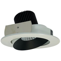 Nora Lighting NIO-4RCBW Iolite LED Dedicated Black and White Recessed Trim