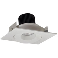 Nora Lighting NIO-4SG30XWW Iolite LED Dedicated White Recessed Trim