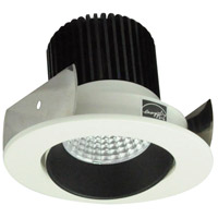 Nora Lighting NIOB-2RCCDXBW Iolite Black and White Recessed Trim