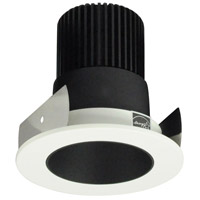 Nora Lighting NIOB-2RNDCCDXBW Iolite Black and White Recessed Trim