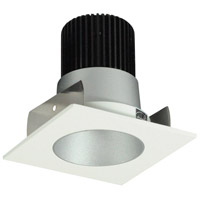 Nora Lighting NIOB-2SNDCHW Iolite Haze and White Recessed Trim