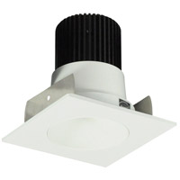 Nora Lighting NIOB-2SNDCMPW Iolite Matte Powder White Recessed Trim