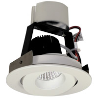 Nora Lighting NIR-4RG30XWW Iolite LED Dedicated White Gimbal Trim