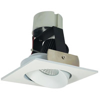 Nora Lighting NIR-4SC30XMPW Iolite LED Dedicated Matte Powder White Cone Trim