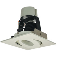 Nora Lighting NIR-4SG30XWW Iolite LED Dedicated White Gimbal Trim