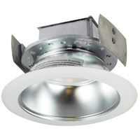 Nora Lighting NLCBC-451D30DW Cobalt Diffused Clear and White Recessed Trim
