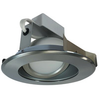 Nora Lighting NLCBC-56940XHZN Cobalt Haze and Natural Metal Recessed