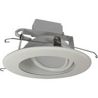 Nora Lighting NLCBC-66927XWW Cobalt White Recessed Reflector