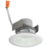 Nora Lighting NLCBC2-45227WWEM Cobalt Click White Recessed Trim