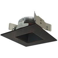 Nora Lighting NLCBS-4568530BZ Cobalt Bronze Shallow High Lumen Trim, Square/Square Regress