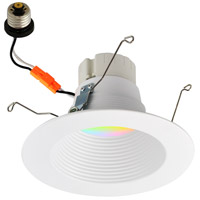 Nora Lighting NLPR-5642RGBW/WW Prism White Recessed Downlight