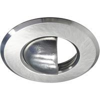 Nora Lighting NM1-RAEYELIDBN M1 Brushed Nickel Scoop Trim