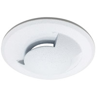 Nora Lighting NM1-RSSDW M1 White Stainless Steel Indicator Trim