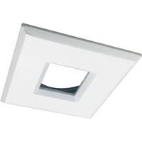 Nora Lighting NM1-SSSW M1 White Stainless Steel Trim