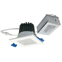 Nora Lighting NM2-2SDC6027MPW M2 Matte Powder White Recessed