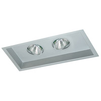 Nora Lighting NMRT-12653SS Aaliyah Silver Recessed