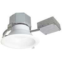 Nora Lighting NQZ-61TWTW-MPW Quartz Matte Powder White Recessed