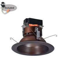 Nora Lighting NRMC-62L8527BZ Marquise LED Dedicated Bronze Recessed Downlight