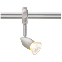 Nora Lighting NRS11-104S Aaliyah 1 Light Silver Rail Ceiling Light
