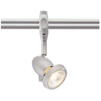 Nora Lighting NRS11-107S Aaliyah 1 Light Silver Rail Ceiling Light