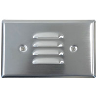 Brushed Nickel Mia Step Lighting