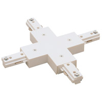 Nora Lighting NT-315W 1-circuit 4 inch White X Connector