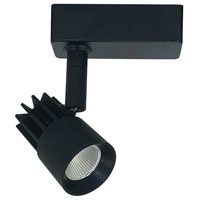 Aiden 120V Black Track Head Ceiling Light