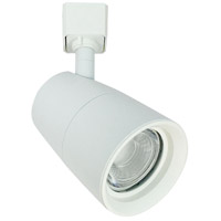 Nora Lighting NTE-875L930X18W/J MAC 1 Light White Track Ceiling Light