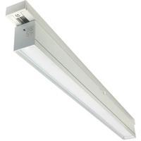 Nora Lighting NTE-LIN2TWW T-Line 1 Light White Track Ceiling Light