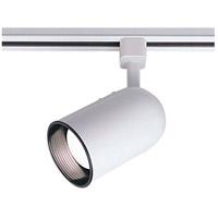 Nora Lighting NTH-105W Signature 1 Light 120V White Track Head Ceiling Light