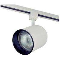 Nora Lighting NTH-106W Signature 1 Light 120V White Track Head Ceiling Light