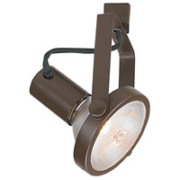 Nora Lighting NTH-108BZ Signature 1 Light 120V Bronze Track Gimbal Ceiling Light