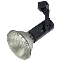 Nora Lighting NTH-109BE85 Universal 1 Light 120V Black Track Lamp Holder Ceiling Light