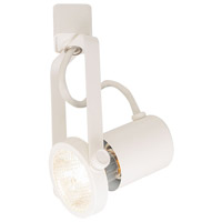Nora Lighting NTH-112W Signature 1 Light 120V White Track Gimbal Ceiling Light