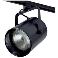 Nora Lighting NTH-113B Signature 1 Light 120V Black Track Head Ceiling Light