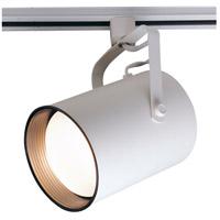 Nora Lighting NTH-113W Signature 1 Light 120V White Track Head Ceiling Light