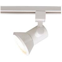 Nora Lighting NTH-124W Signature 1 Light 120V White Track Head Ceiling Light