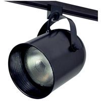 Nora Lighting NTH-131B Signature 1 Light 120V Black Track Head Ceiling Light