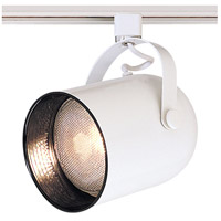 Nora Lighting NTH-131W Signature 1 Light 120V White Track Head Ceiling Light