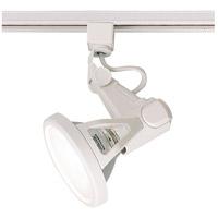 Nora Lighting NTH-133W Belgium 1 Light 120V White Track Head Ceiling Light