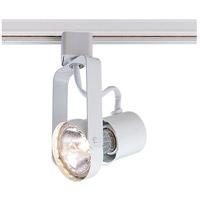 Nora Lighting NTH-146W Signature 1 Light 120V White Track Head Ceiling Light