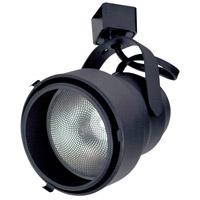 Nora Lighting NTH-149B Signature 1 Light 120V Black Track Head Ceiling Light