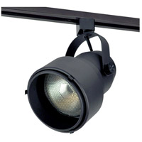 Nora Lighting NTH-150B Signature 1 Light 120V Black Track Head Ceiling Light