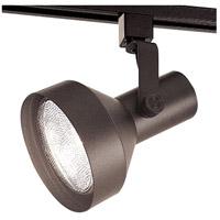 Nora Lighting NTH-151B Signature 1 Light 120V Black Track Head Ceiling Light