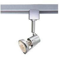 Nora Lighting NTH-618S Italia 1 Light 120V Silver Track Head Ceiling Light